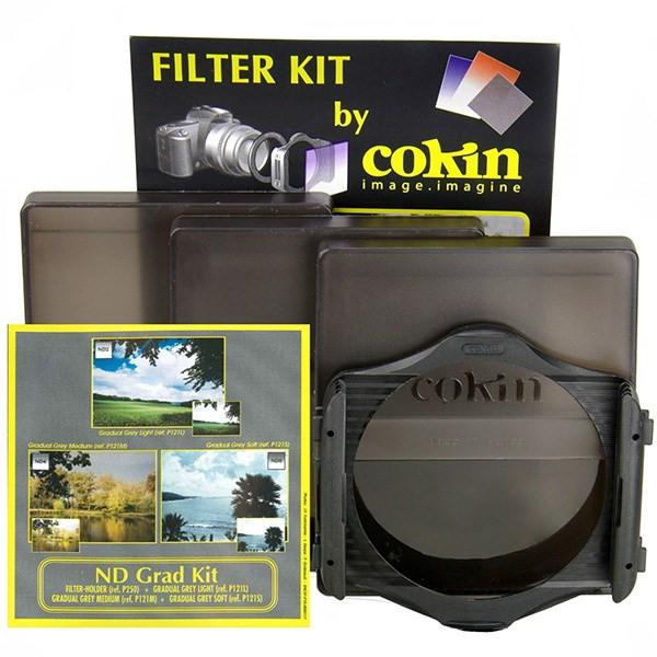 کیت فیلتر لنز کوکین مدل ND Grad Kit H250A