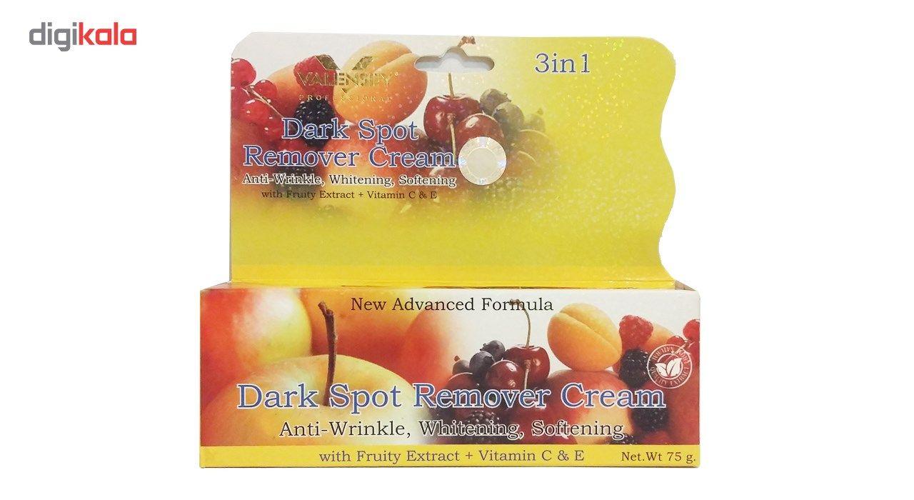 کرم روشن کننده پوست والنسی حاوی عصاره میوه ها حجم 75 میلی لیتر main 1 1