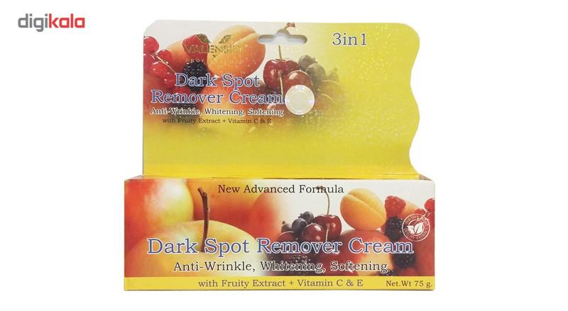 کرم روشن کننده پوست والنسی حاوی عصاره میوه ها حجم 75 میلی لیتر