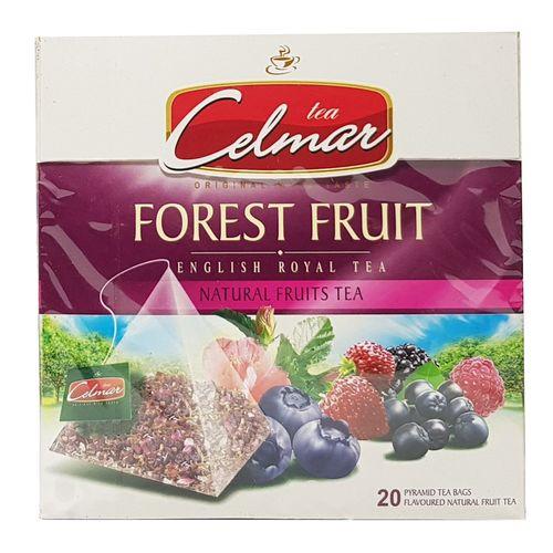بسته دمنوش میوه ای سلمار مدل Forest Fruit