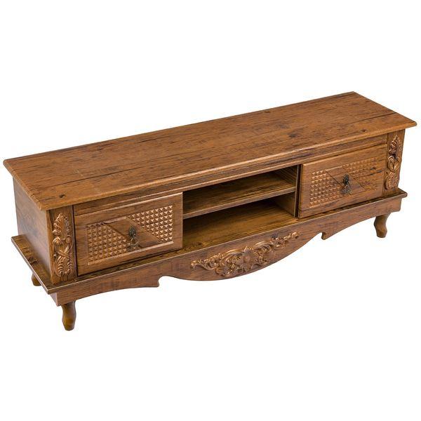 میز تلویزیون صنایع چوب قائم مدل K713