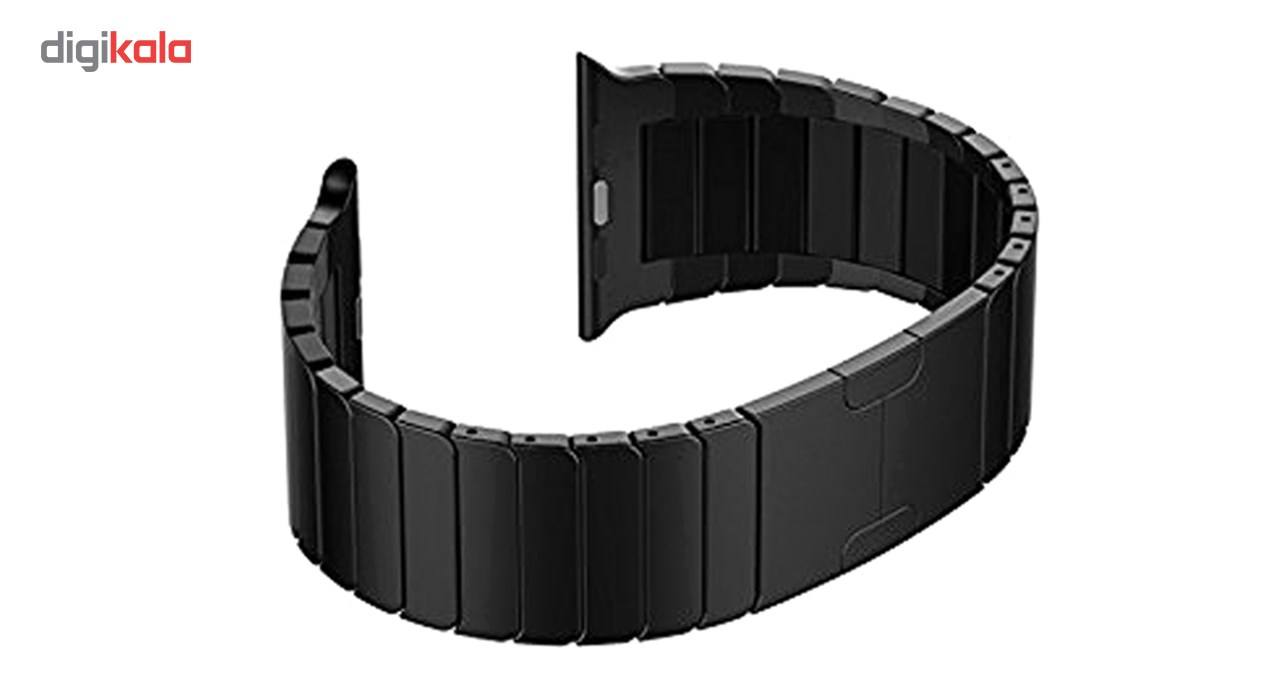 بند فلزی مدل Link Bracelet مناسب برای اپل واچ 42 میلی متری main 1 1