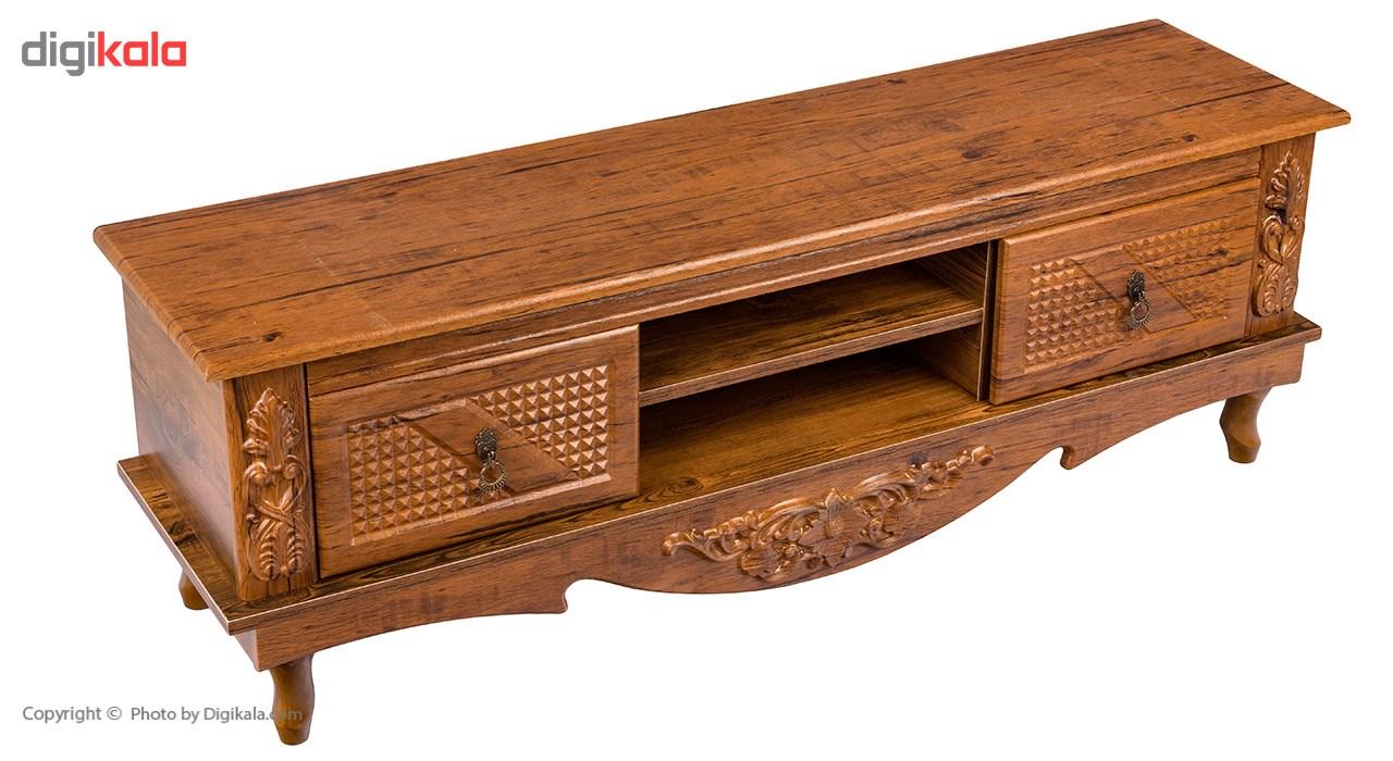 میز تلویزیون صنایع چوب قائم مدل K713 main 1 1