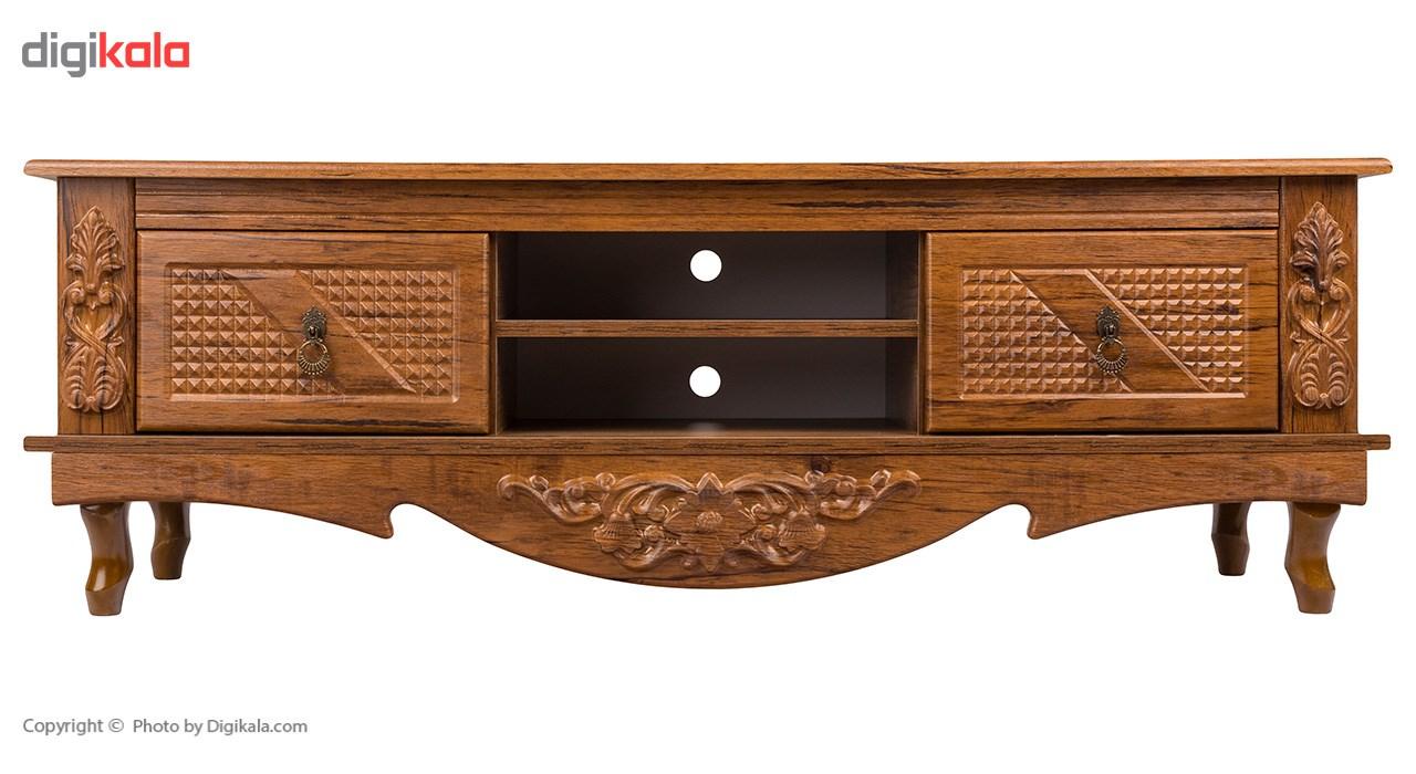 میز تلویزیون صنایع چوب قائم مدل K713 main 1 2