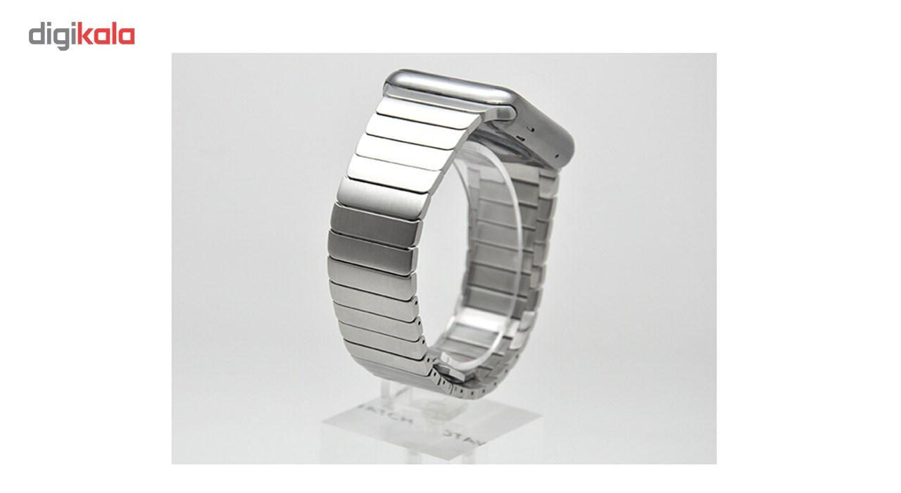 بند فلزی مدل Link Bracelet مناسب برای اپل واچ 42 میلی متری main 1 7