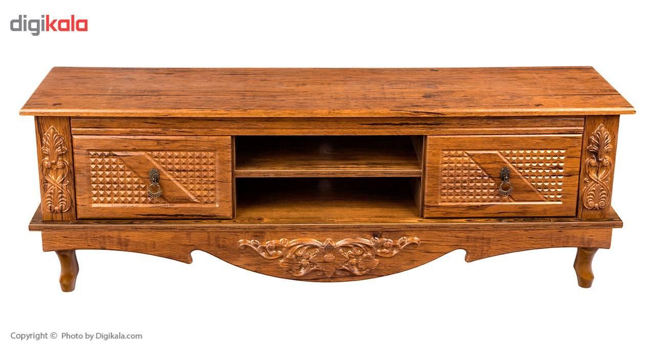 میز تلویزیون صنایع چوب قائم مدل K713 main 1 4