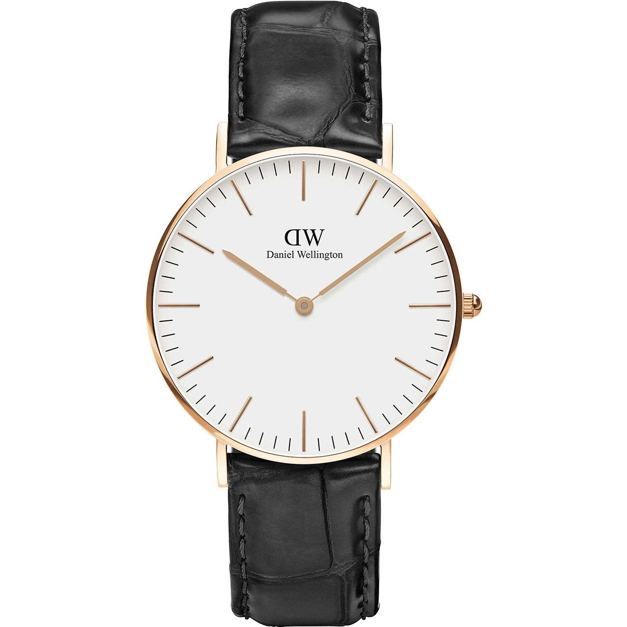 ساعت مچی عقربه ای زنانه دنیل ولینگتون مدل DW00100041              خرید (⭐️⭐️⭐️)