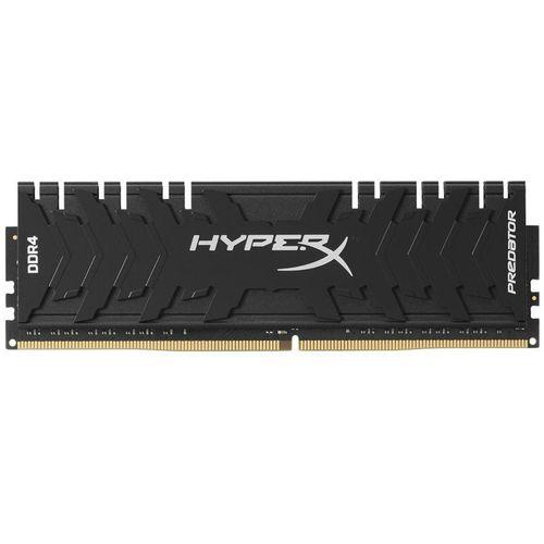 رم دسکتاپ DDR4 تک کاناله 3000 مگاهرتز CL15 کینگستون مدل HyperX Predator ظرفیت 8 گیگابایت