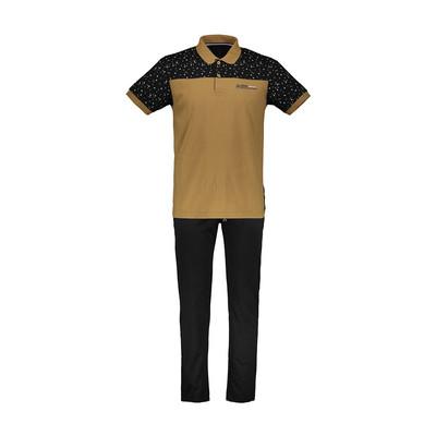 تصویر ست پلو شرت و شلوار مردانه پی جامه مدل 405