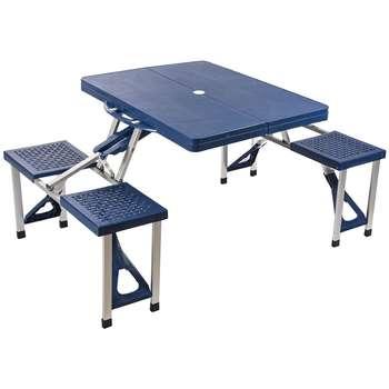 مجموعه میز و صندلی سفری مدل FX-8826-B