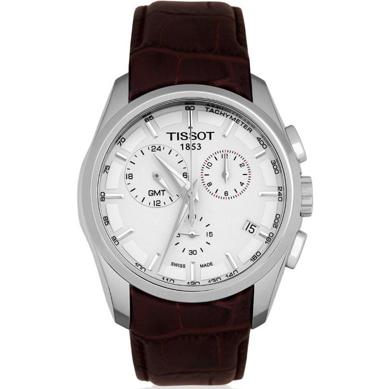 ساعت مچی عقربه ای مردانه تیسوت مدل T035.439.16.031.00 50