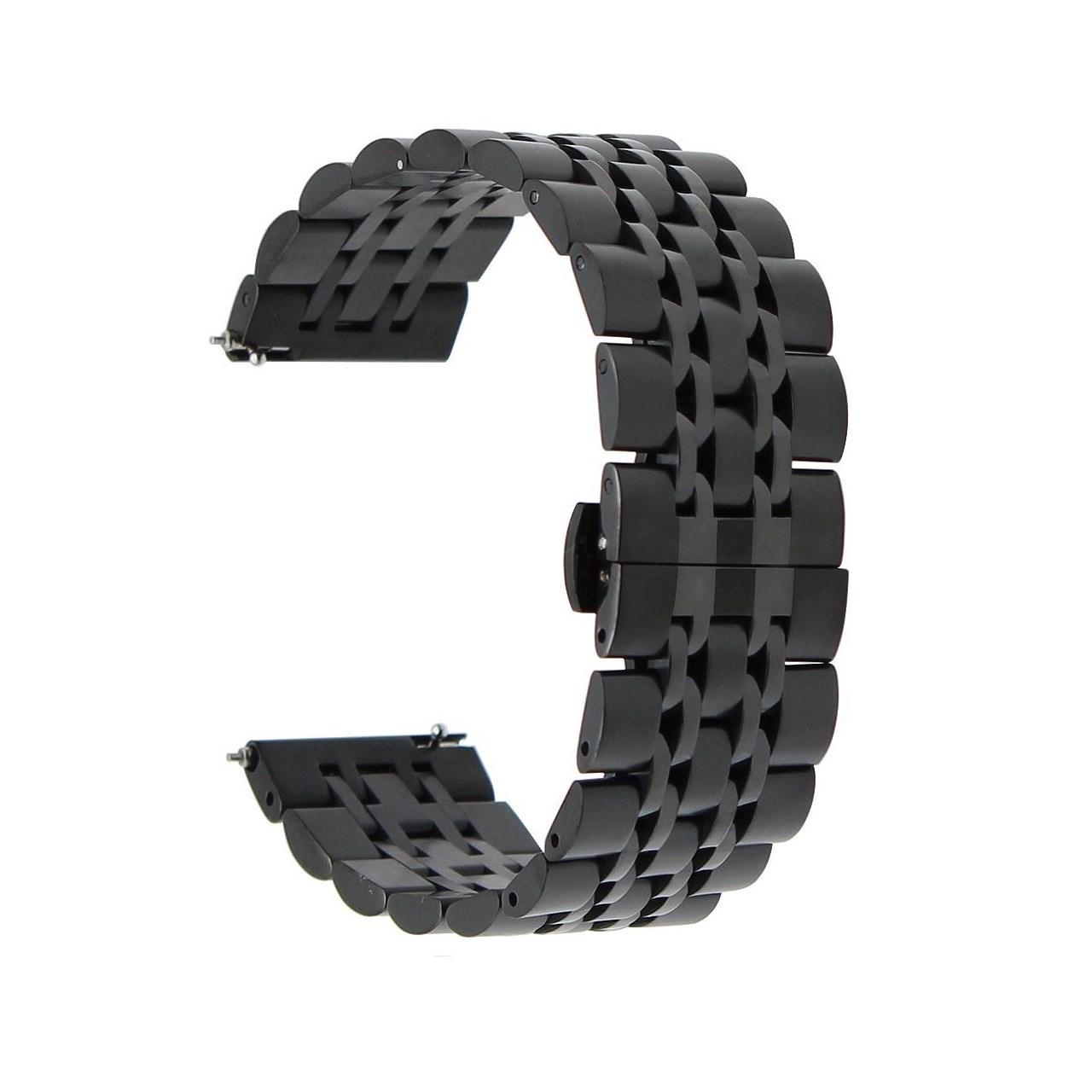 قیمت بند فلزی مدل Longines مناسب برای ساعت هوشمند Gear S3