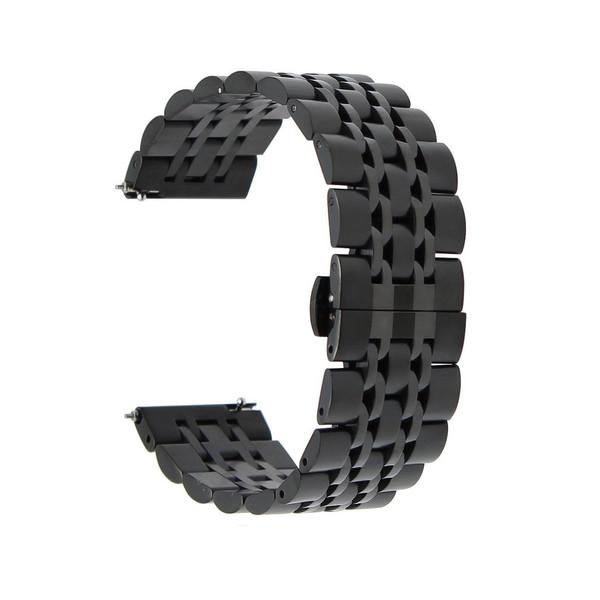 بند فلزی مدل Longines مناسب برای ساعت هوشمند Gear S3