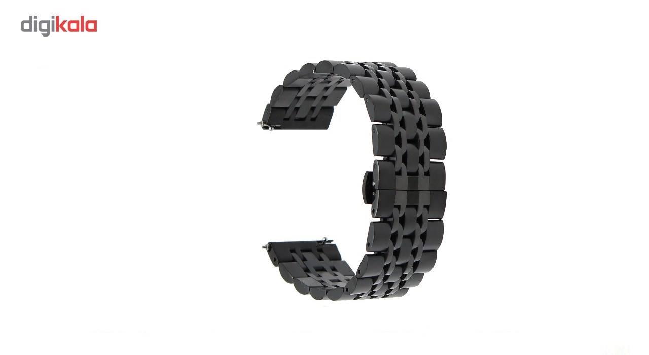 بند فلزی مدل Longines مناسب برای ساعت هوشمند Gear S3 main 1 1