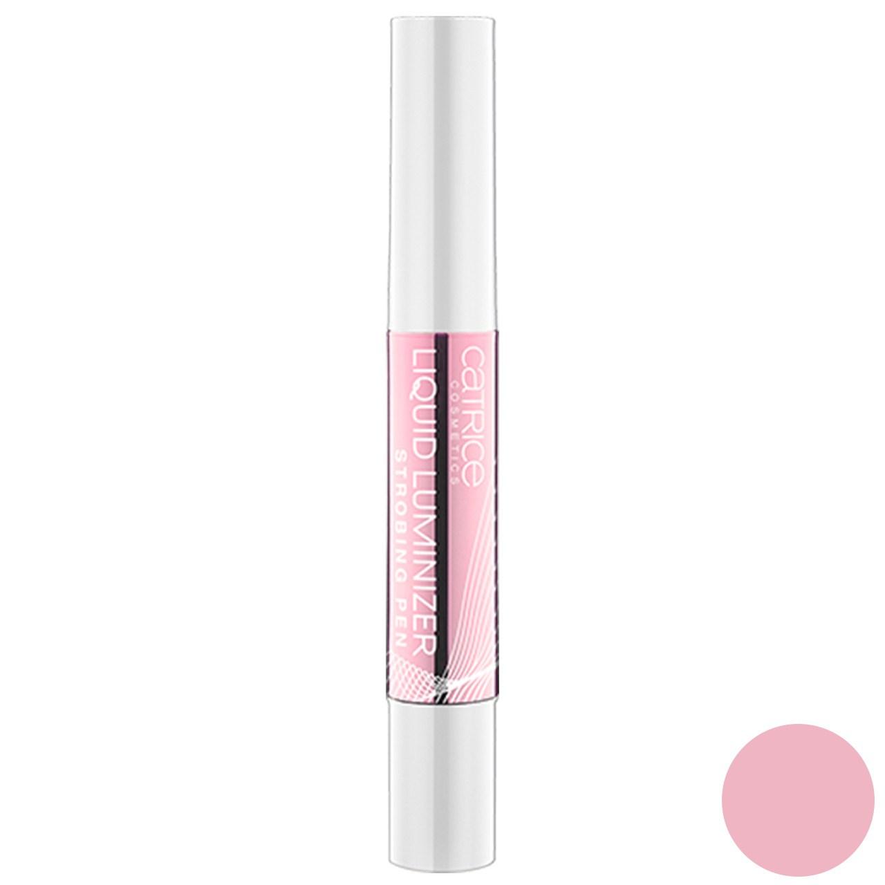 قیمت کانسیلر مدادی کاتریس مدل Liquid Luminizer شماره 010