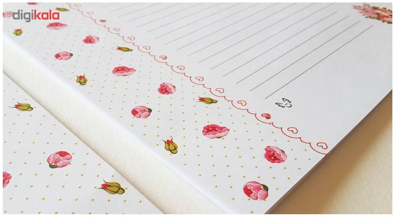 کاغذ یادداشت ستوده کد sbox031 سایز A4  بسته 50 عددی main 1 2