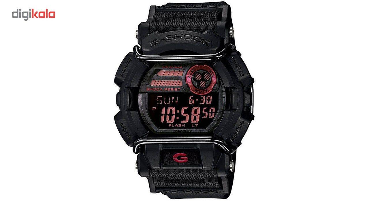 ساعت مچی دیجیتال مردانه کاسیو جی شاک مدل GD-400-1DR -  - 1