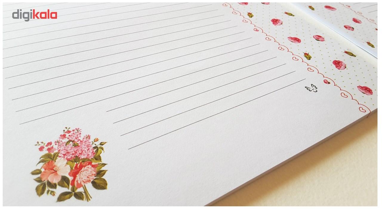 کاغذ یادداشت ستوده کد sbox031 سایز A4  بسته 50 عددی main 1 3