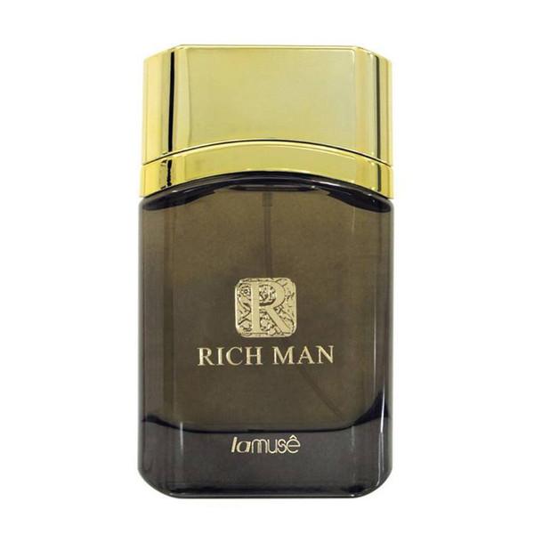 ادو پرفیوم مردانه لاموس مدل Rich Man حجم 100ml