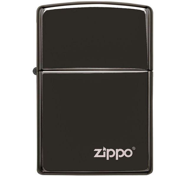 فندک مدل Ebony W/Zippo کد 24756ZL غیر اصل