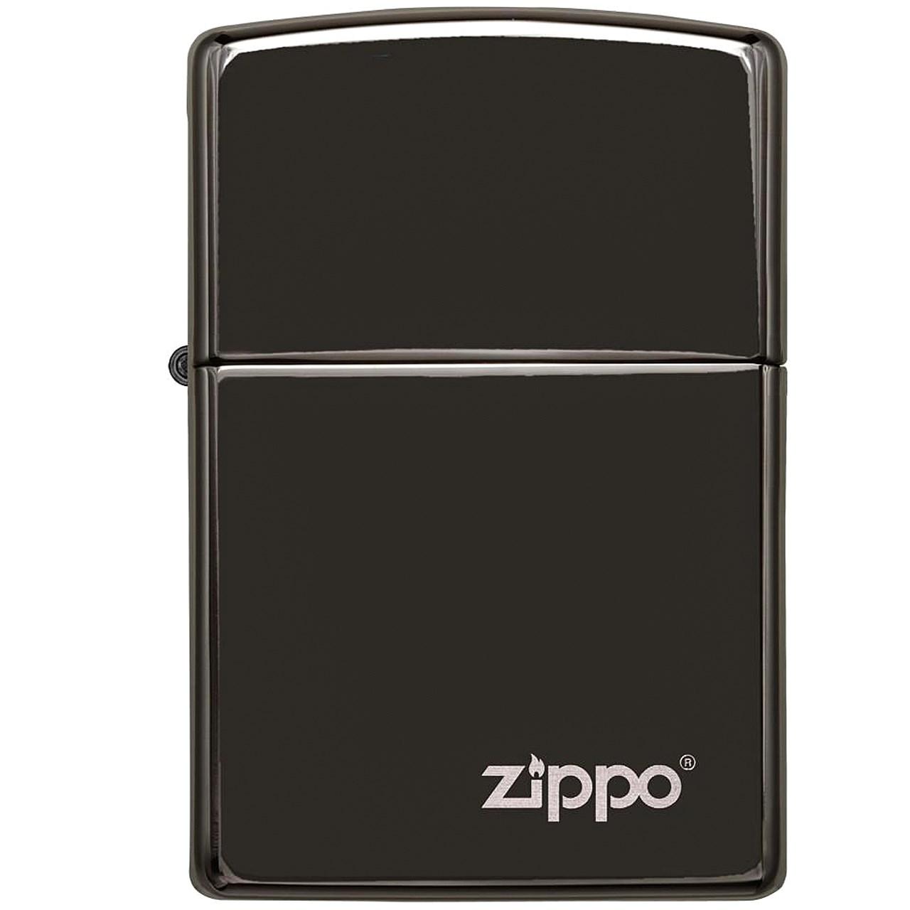 فندک زیپو مدل  Ebony W/Zippo کد 24756ZL