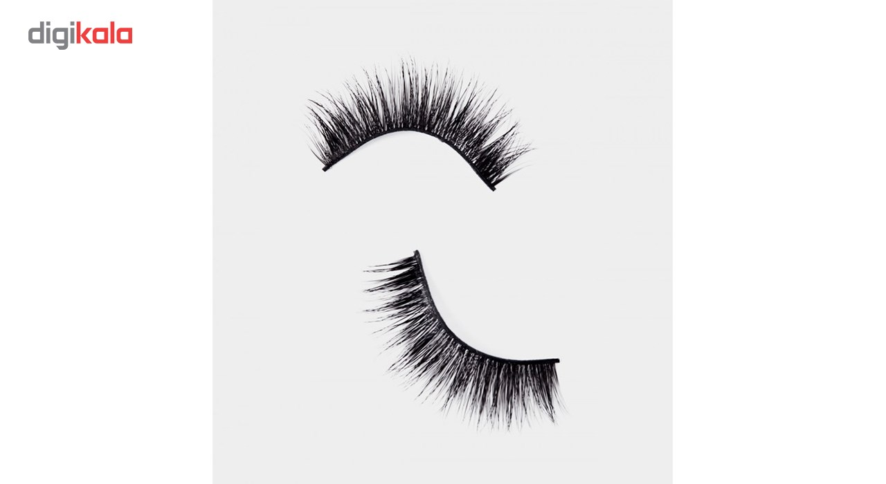 خرید                                      مژه مصنوعی کیس سری Couture Faux Mink مدل Noir