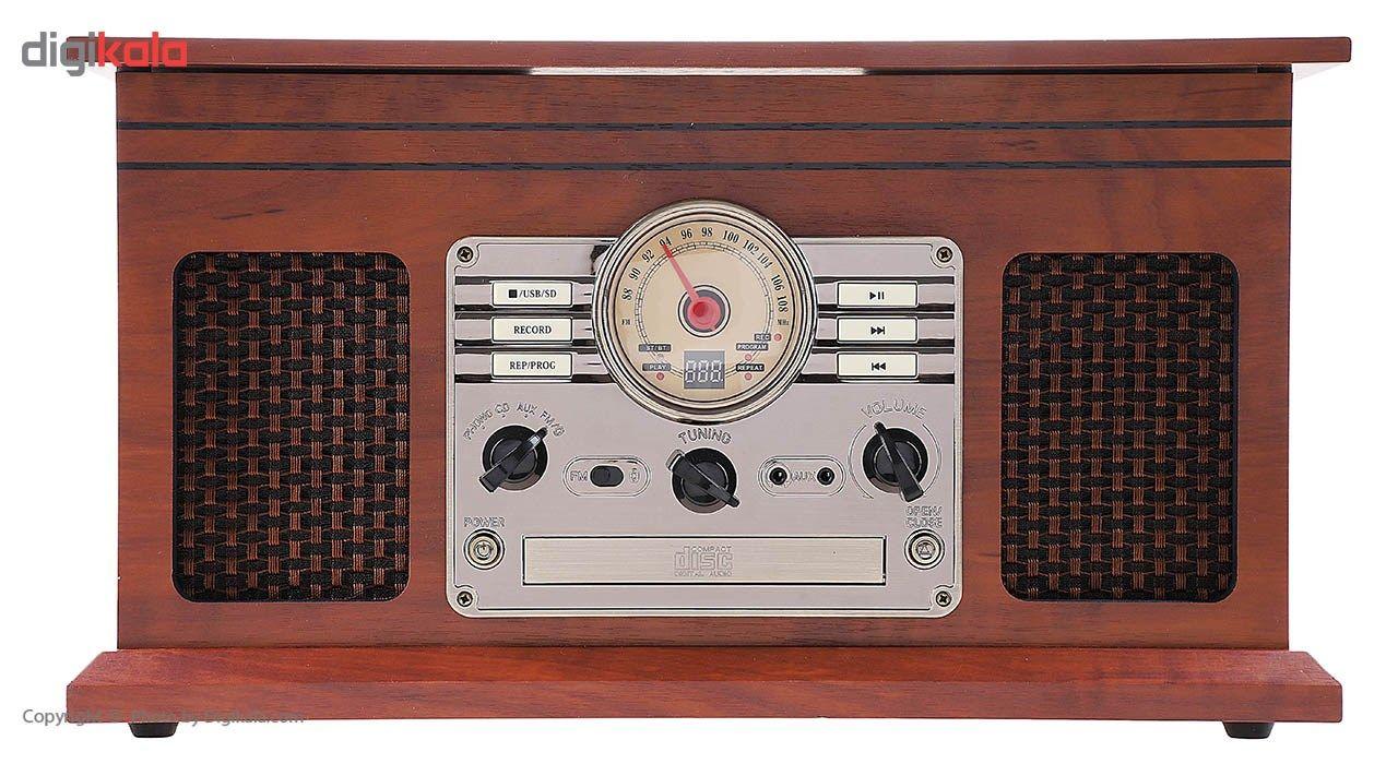 گرامافون مارشال مدل ME-2400 main 1 1