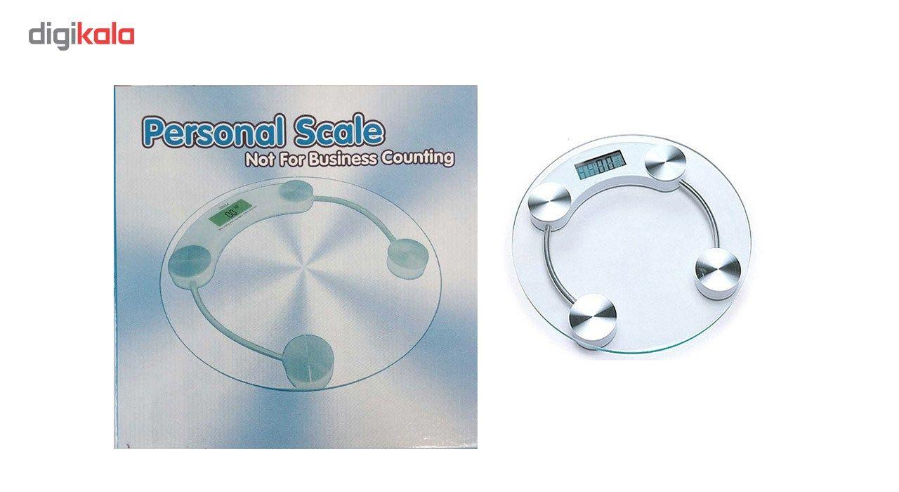 ترازو دیجیتال پرسونال اسکیل مدل Business counting main 1 4
