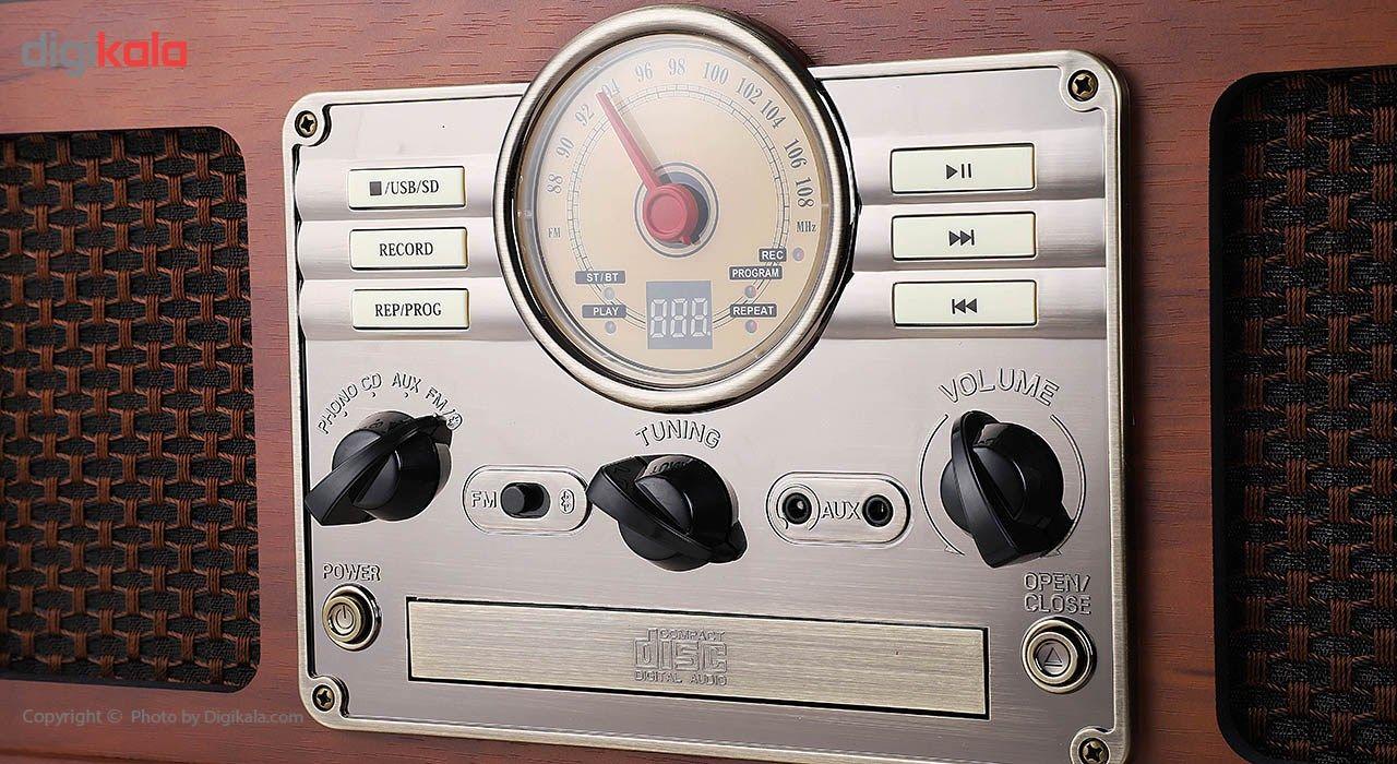 گرامافون مارشال مدل ME-2400 main 1 5