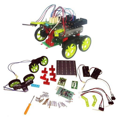 بسته رباتیک نوآوران مدل Multi Robot