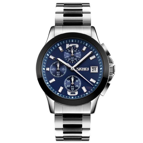 ساعت مچی عقربه ای مردانه اسکمی مدل9126 کد 02