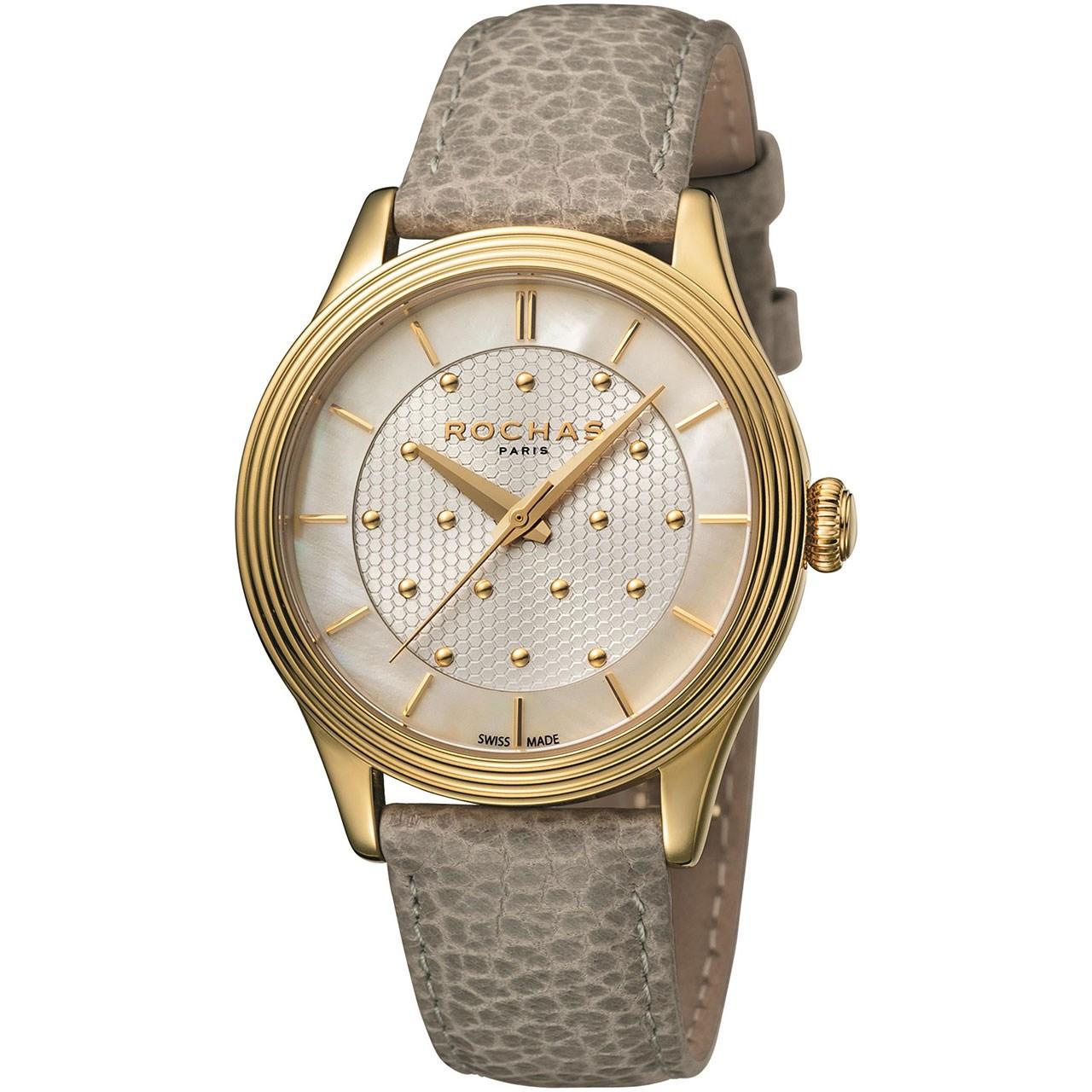 ساعت مچی عقربه ای زنانه روشاس مدل RP1L013L0021