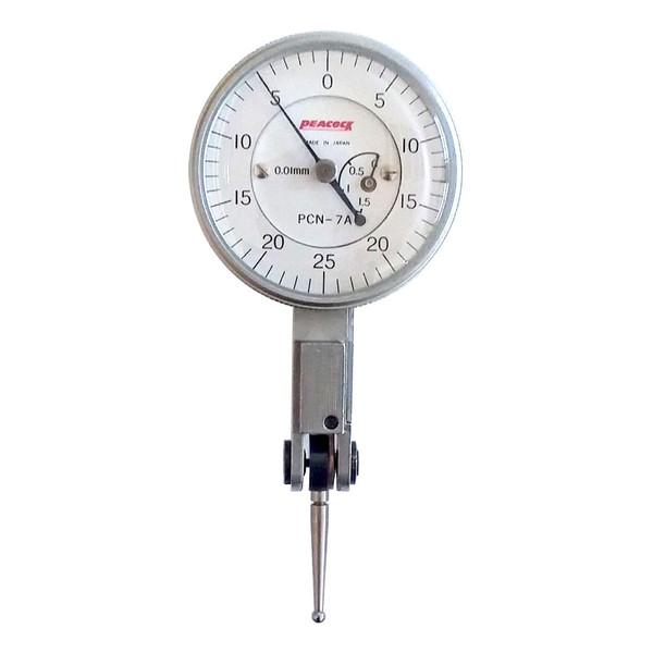 ساعت اندیکاتور پیکاک کد PCN7A گستره 1.5 -0 میلیمتر