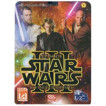 بازی Star Wars III مخصوص PS2