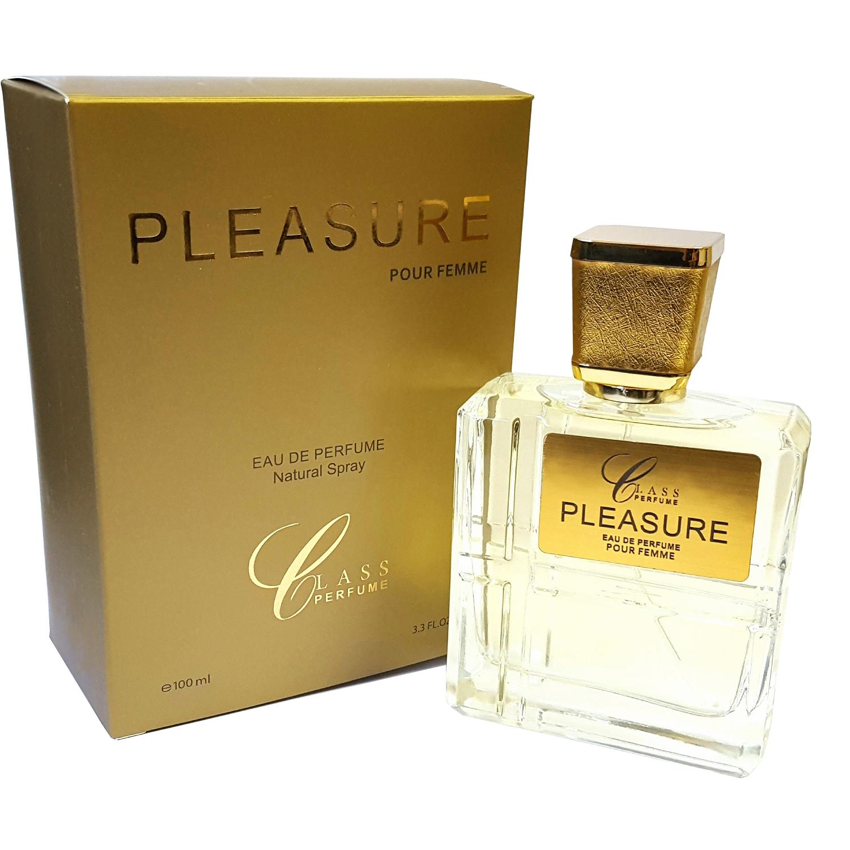 ادو پرفیوم زنانه کلس مدل Pleasure NEW حجم 100 میلی لیتر