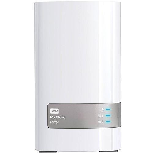ذخیره ساز تحت شبکه وسترن دیجیتال مدل My Cloud Mirror ظرفیت 8 ترابایت