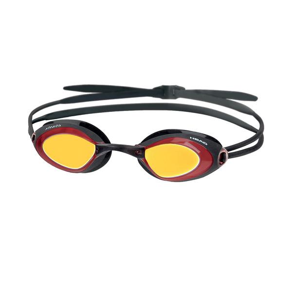 عینک شنا هد مدل Stealth Mirrored