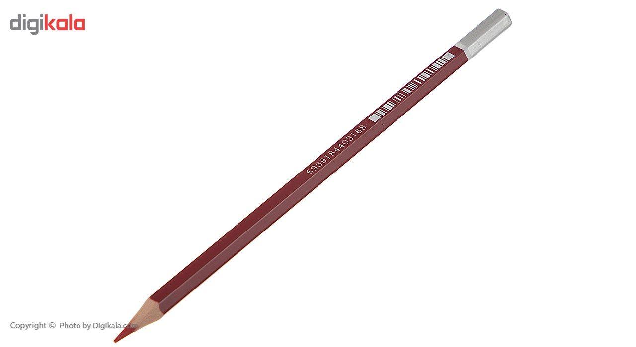 مداد قرمز پنتر مدل BP107  بسته 12 عددی main 1 4