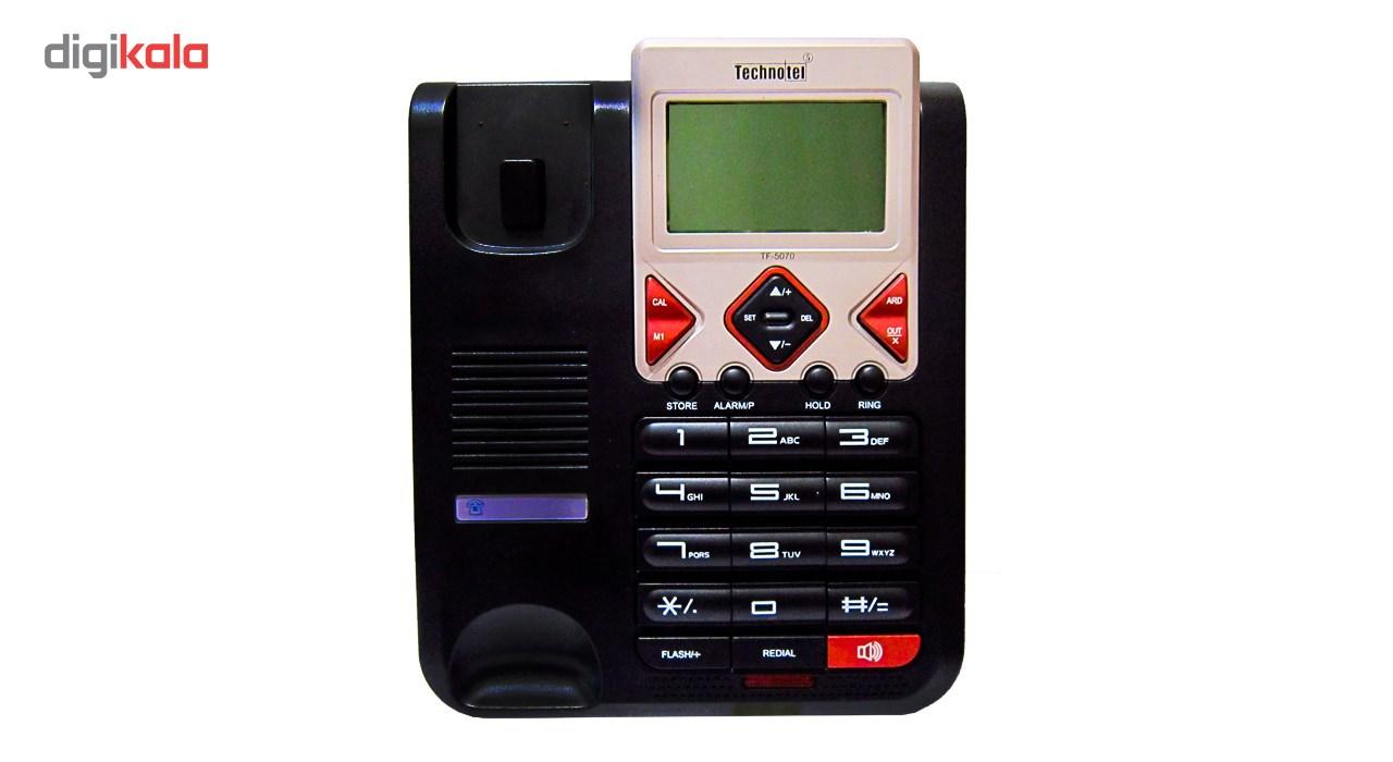 قیمت                      تلفن تکنوتل مدل 5070