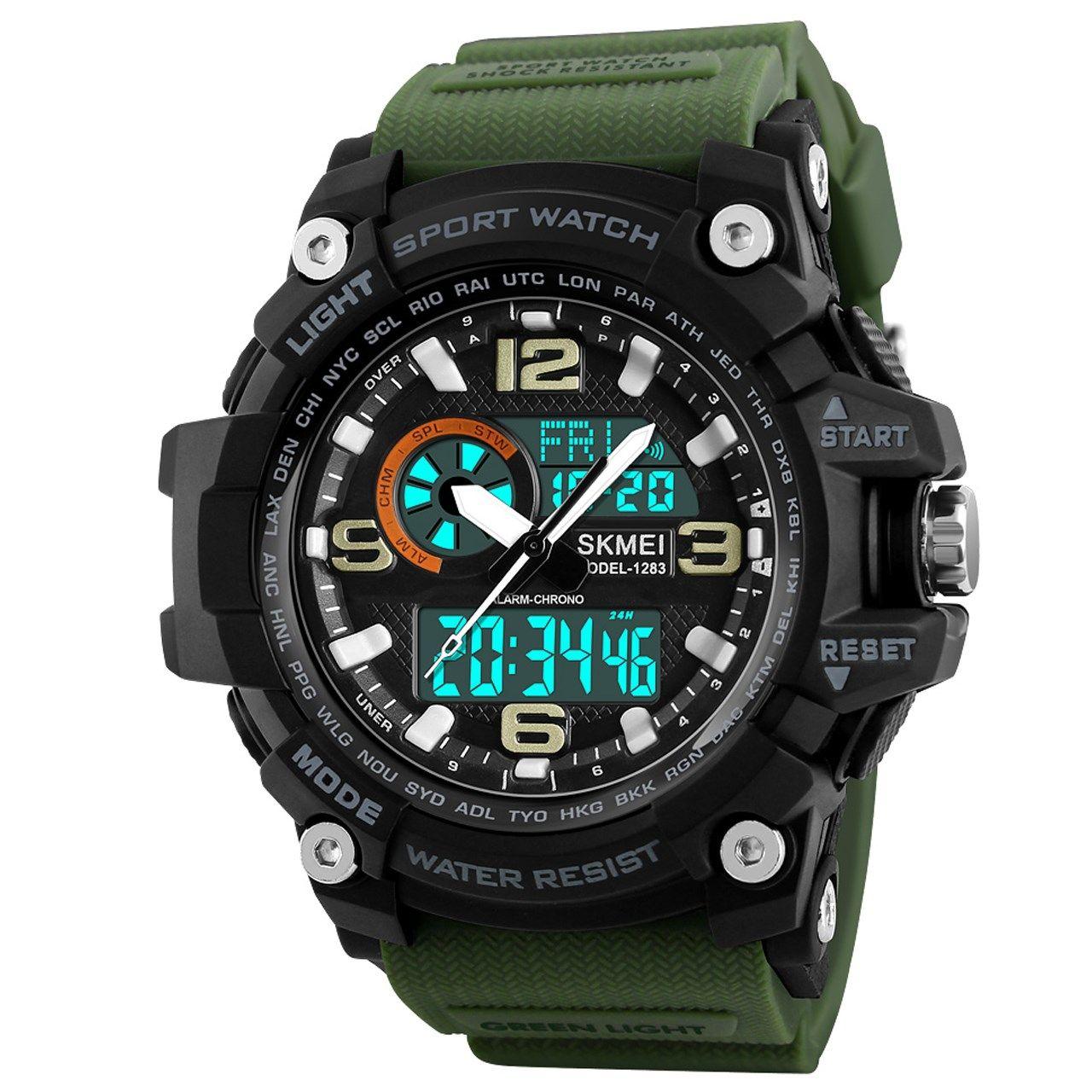 ساعت مچی دیجیتالی اسکمی مدل 1283 -  - 2
