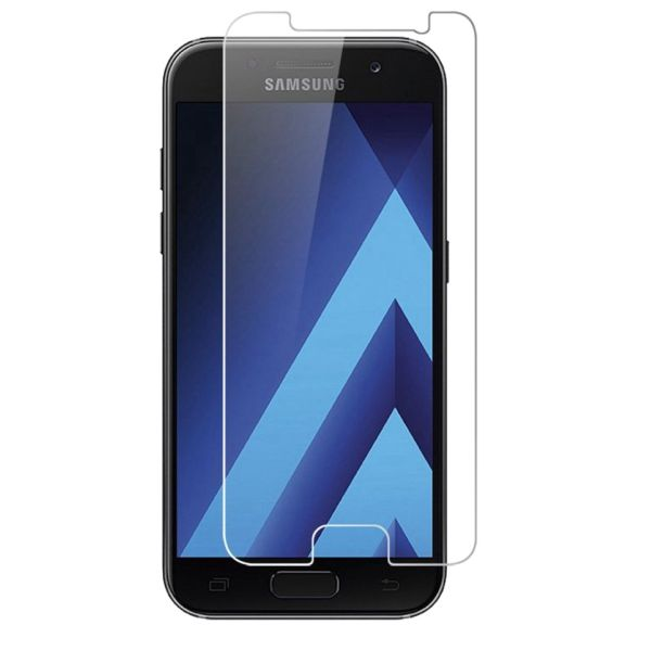محافظ صفحه نمایش شیشه ای تمپرد هوکار  مناسب Samsung Galaxy A3 2017