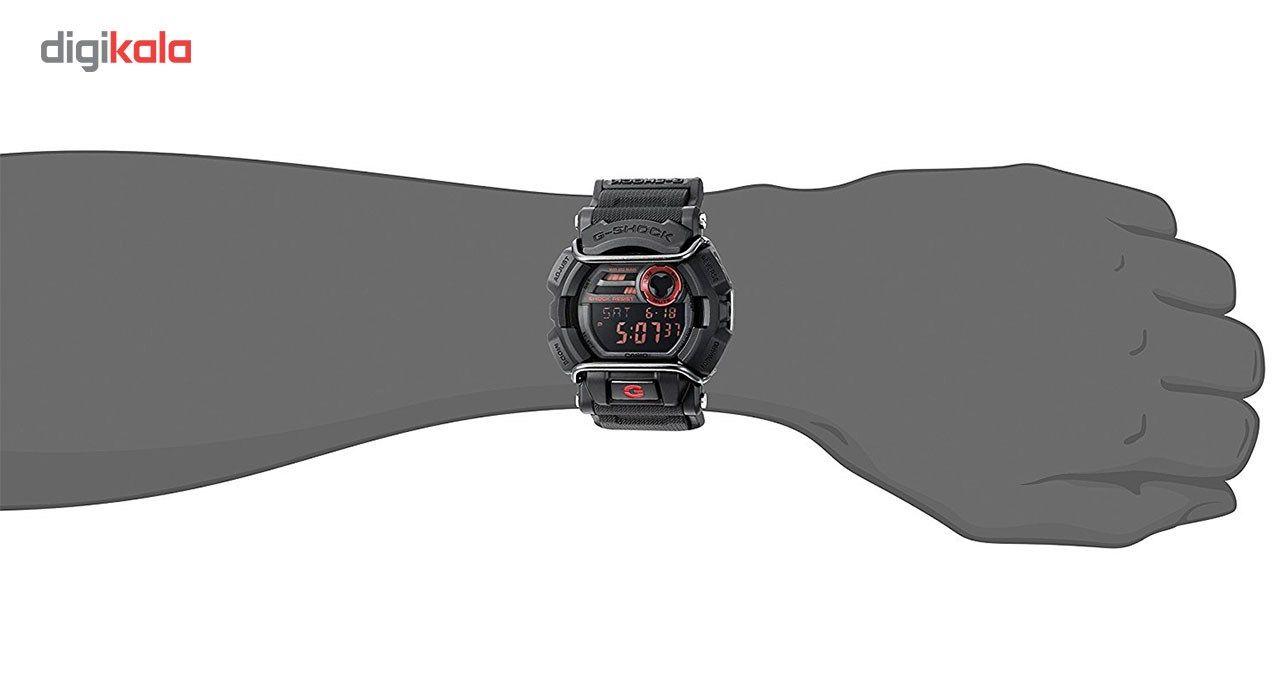 ساعت مچی دیجیتال مردانه کاسیو جی شاک مدل GD-400-1DR -  - 3