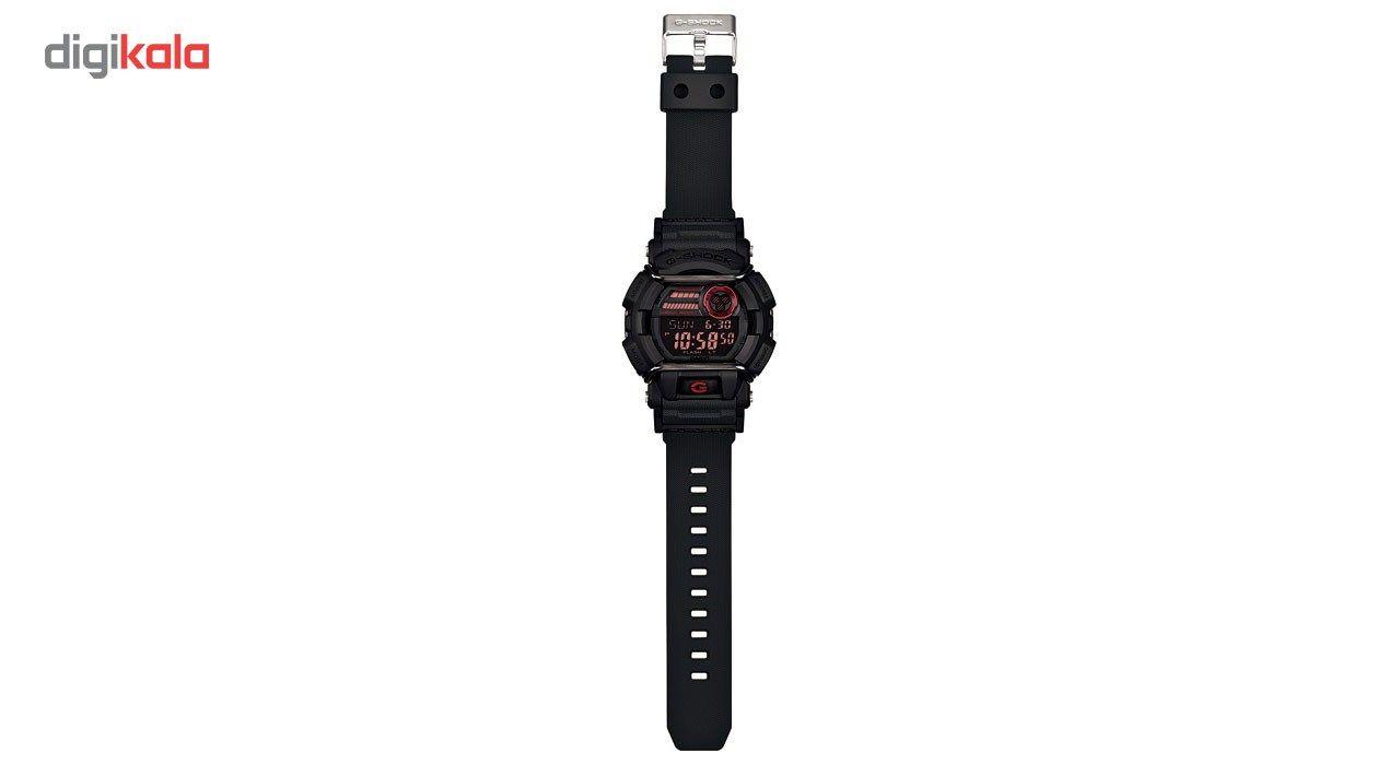 ساعت مچی دیجیتال مردانه کاسیو جی شاک مدل GD-400-1DR -  - 4