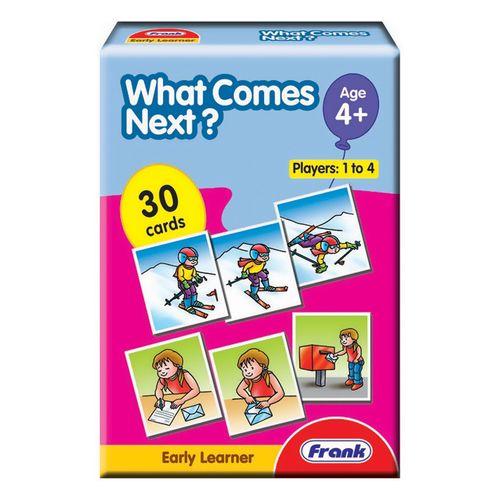 بازی آموزشی توالی  فرانک کد 10343
