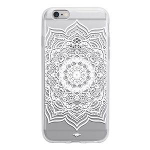 کاور ژله ای وینا مدل Flower Mandala مناسب برای گوشی موبایل آیفون6plus  و 6s plus