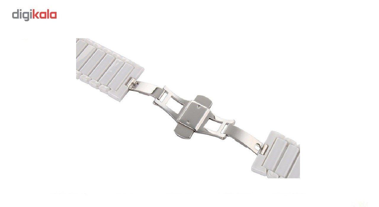 بند سرامیکی  مدل  One Bead  مناسب برای اپل واچ 38 میلی متری main 1 3