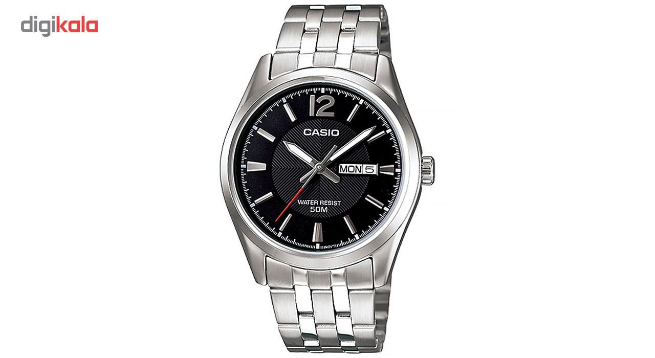 خرید ساعت مچی عقربه ای مردانه کاسیو مدل MTP-1335D-1AVDF
