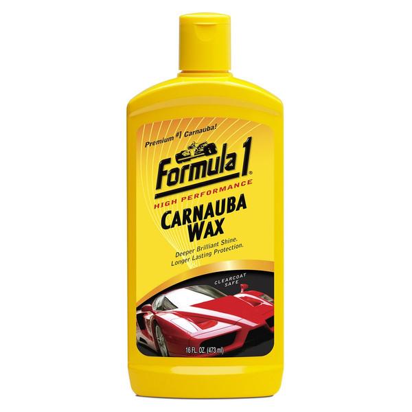 واکس مایع خودرو فرمول وان مدل Carnauba 652857 - حجم 473 میلی لیتر