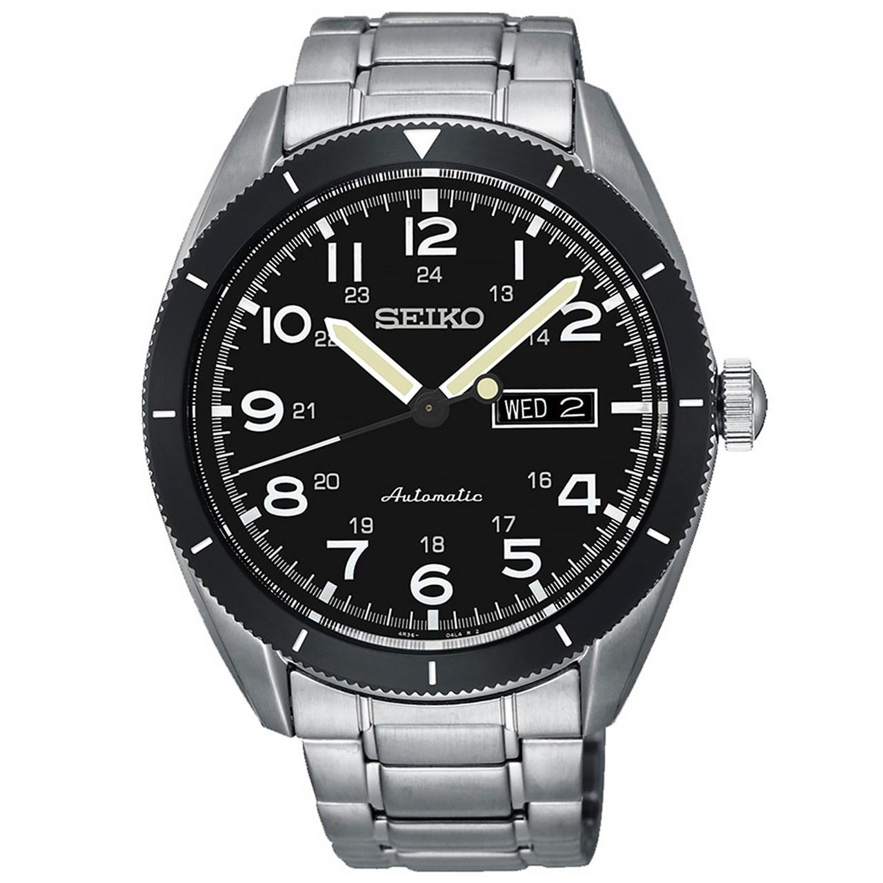 ساعت مچی عقربه ای مردانه سیکو مدل SRP711J1R