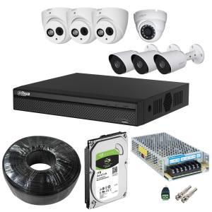 سیستم امنیتی داهوا مدلdp72a4330